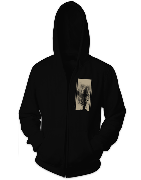 Stare Into Death and Be Still hoodie